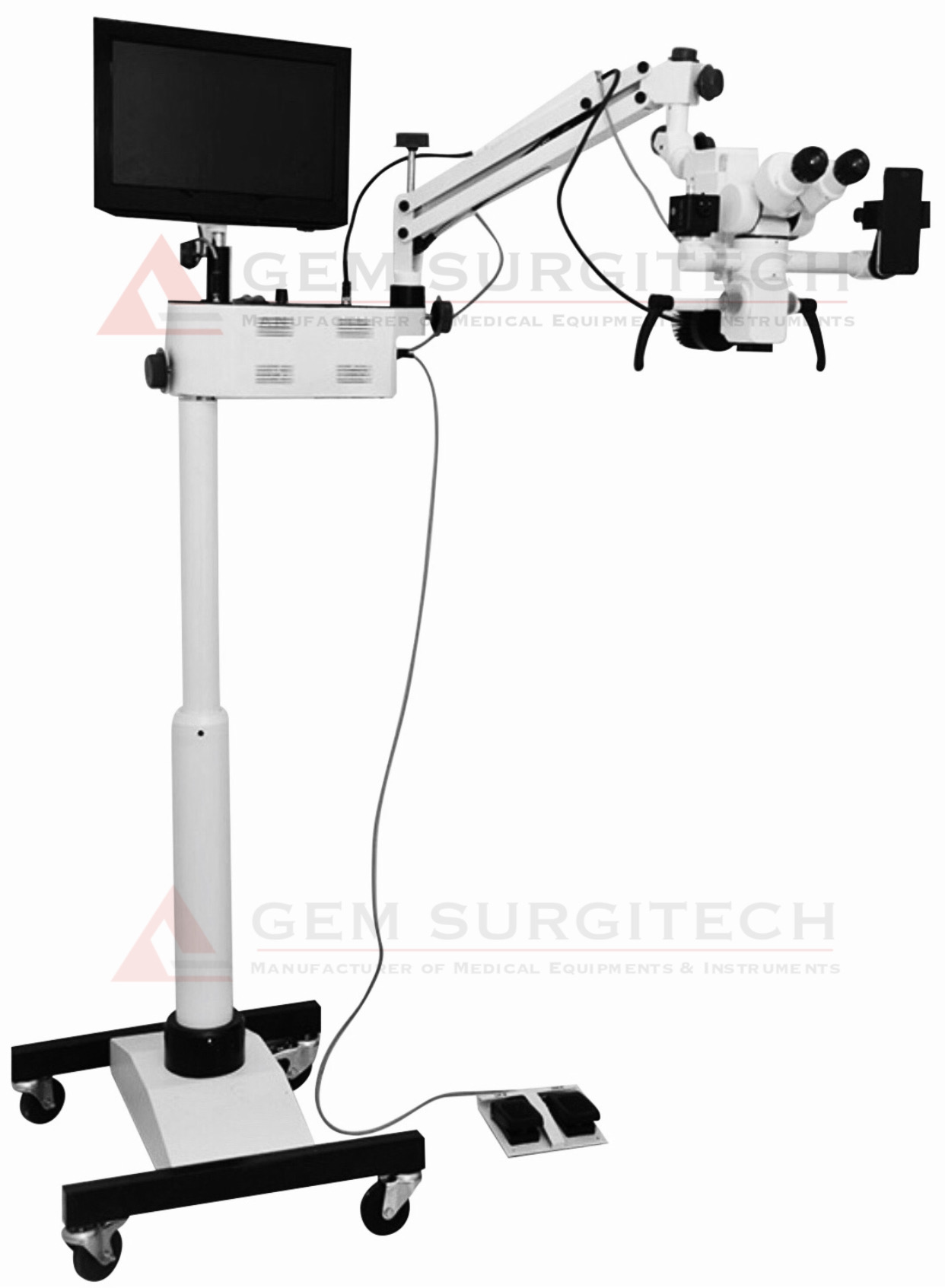 Surgical Microscope Gem Surgitech